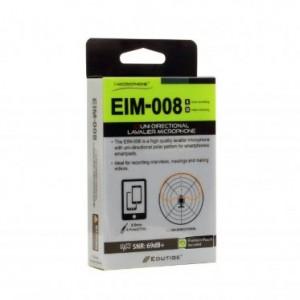 EIM-008(4극 스마트폰용 단일지향성 최고급 마이크)