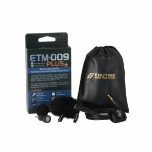 ETM-009 플러스 (3극 최고급 단일지향성 마이크)
